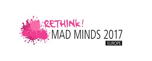 Rethink! Mad Minds Europe 2017