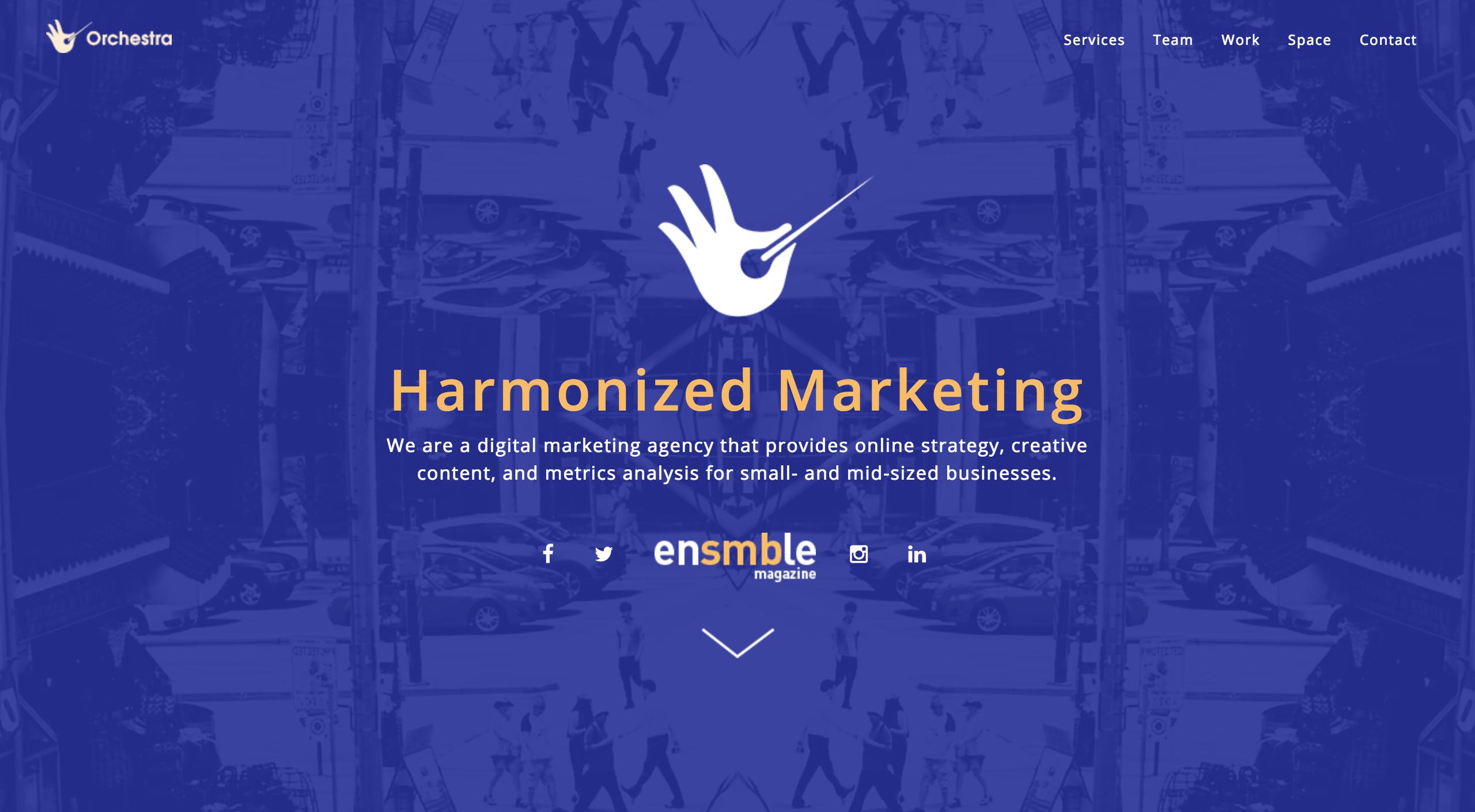 Orchestra Marketing - Canada- Agency -Digital
