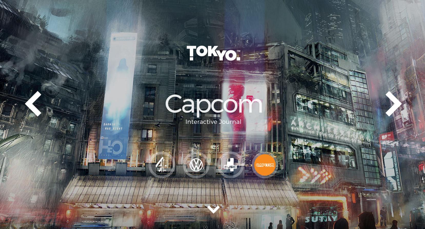 Tokyo - London - Agency - Digital