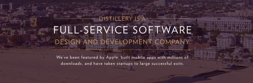 Distillery Agency