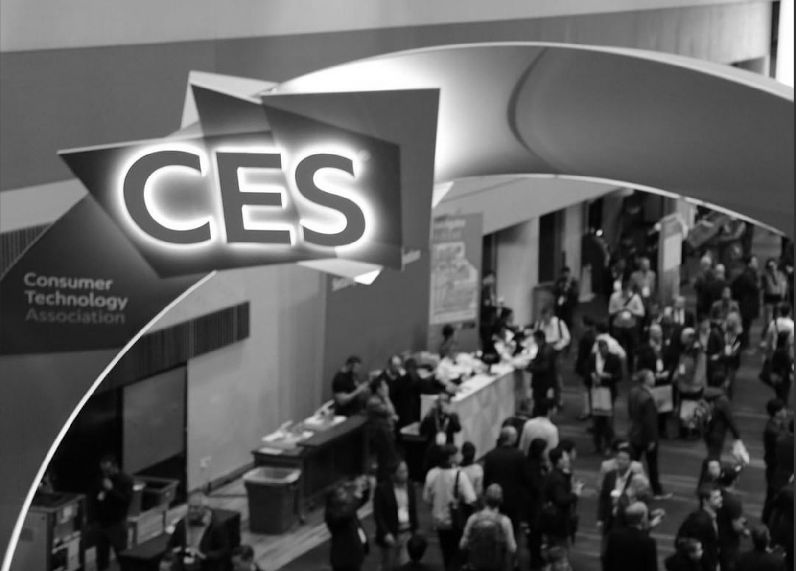 Tech firms gathered at CES 2019 to show their new products and gadgets - Credits: CES